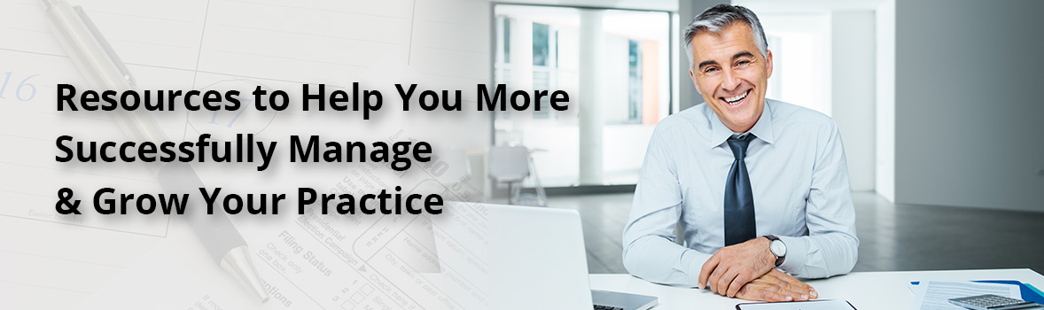 Tax Preparation Practice Business Resources - Tax Professional