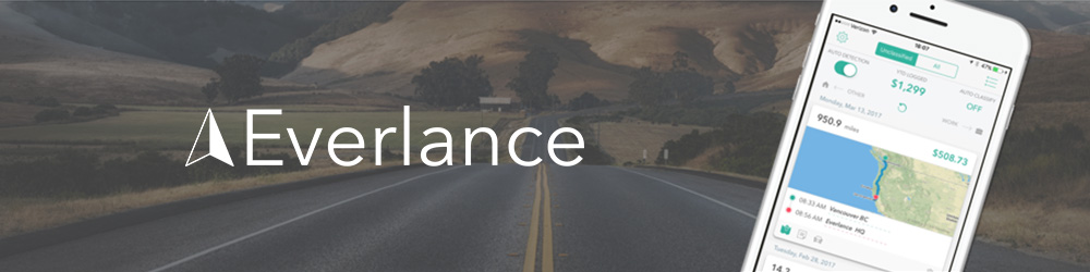 Everlance Mileage and Expense Tracking